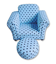 Trend Lab Club Chair - Max Dot