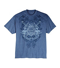True Nation® Men's Big & Tall Imperial Screen Tee