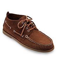 Sperry® Men's Big & Tall Authentic Original Suede Chukkas