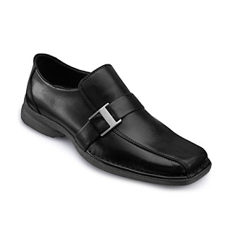 Unlisted by Kenneth Cole® Men's Big & Tall Fire Wall Loafers - Black