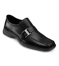 Unlisted® by Kenneth Cole Men's Big & Tall Fire Wall Loafers - Black