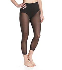 Naomi & Nicole® Firm Control Sheer Capri Pants