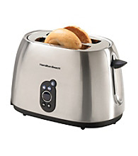 Hamilton Beach® Digital Stainless Steel 2-Slice Toaster