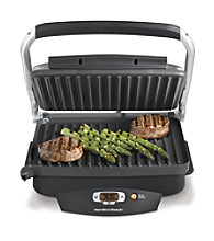 Hamilton Beach® Steak Lovers™ Indoor Grill