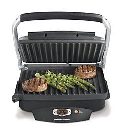 Hamilton Beach® Steak Lovers™ Indoor Grill