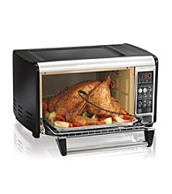 Hamilton Beach® Set & Forget™ Toaster Oven with Convection Cooking