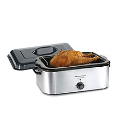 Hamilton Beach® Stainless Steel 22-qt. Roaster Oven