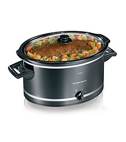 Hamilton Beach® 8-qt. Slow Cooker