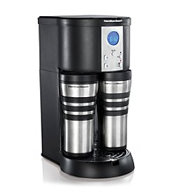 Hamilton Beach® Stay or Go® Custom Pair™ 10-Cup Thermal Coffeemaker