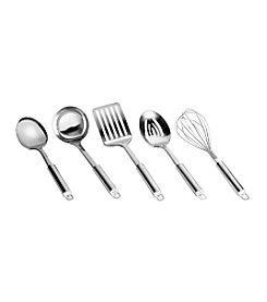 Range Kleen 5-pc. Stainless Steel Kitchen Tool Set