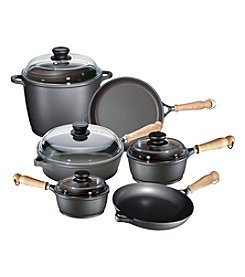 "Range Kleen 10-pc. Berndes ""Tradition"" Cookware Set"