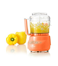 Cuisinart® Mini-Prep Plus Color Series Orange Food Processor