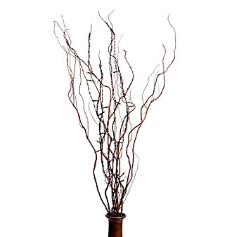 Gerson LED-Lit Natural Willow Branches