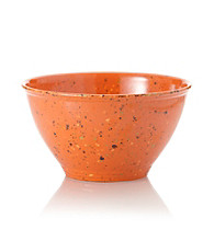 Rachael Ray® 4-Quart Orange Garbage Bowl
