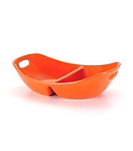 Rachael Ray® Stoneware Divided Dish With Handles