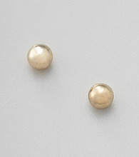Studio Works® Goldtone Stud Earrings