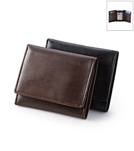 Kenneth Roberts Platinum® Men's Spruce Trifold Wallets