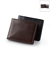 Kenneth Roberts Platinum® Men's Spruce Flipfold Wallets