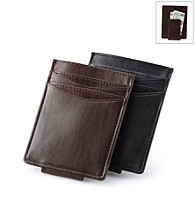 Kenneth Roberts Platinum® Men's Spruce Front Pocket Wallets
