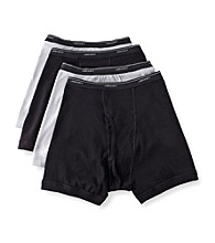 Jockey® Men's Classics Big Man 4-Pack Boxer Brief
