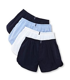 Jockey® Classic Men's 4-Pack Tapered Boxers - Assorted