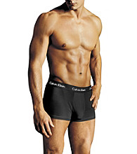 Calvin Klein Men's Micro Model Trunk - Black