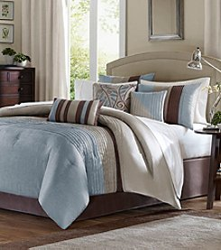 Tradewinds Blue 7-pc. Comforter Set by Madison Park™