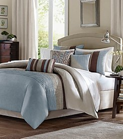 Tradewinds Blue 6-pc. Duvet Set by Madison Park™