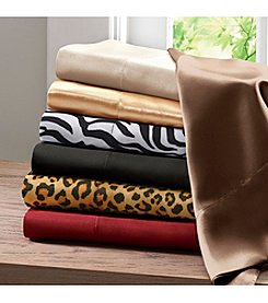 Premier Comfort 6-pc. Satin Sheet Sets