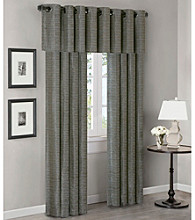 Madison Park™ Anderson Silk Texture Grommet Window Treatments
