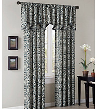 Madison Park™ Avery Stencil Damask Window Treatments