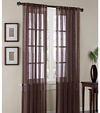 Madison Park™ Jayden Faux Linen Sheer Draperies