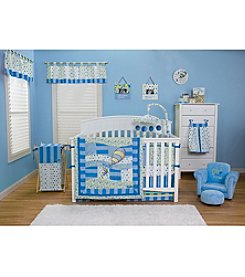 Dr. Seuss® Oh! The Places You'll Go! Blue Baby Bedding Collection by Trend Lab