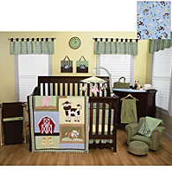 Trend Lab Baby Barnyard - Crib Bedding Collection