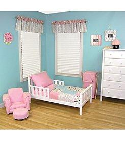 Cupcake 4-pc. Toddler Bedding Set by Trend Lab