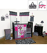 Zahara Baby Bedding Collection by Trend Lab