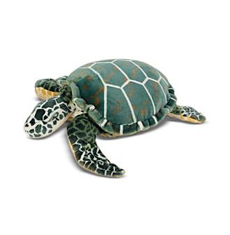 Melissa & Doug® Plush Sea Turtle