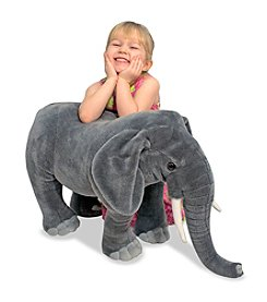 Melissa & Doug® Plush Elephant
