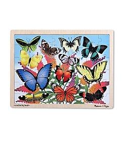 Melissa & Doug® Butterfly Garden Wooden Jigsaw Puzzle