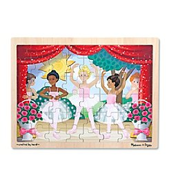 Melissa & Doug® Ballet Performance Wooden Jigsaw Puzzle