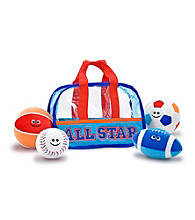 Melissa & Doug® Sports Bag Fill and Spill