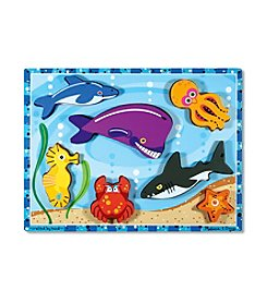 Melissa & Doug® Sea Creatures Chunky Puzzle