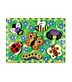 Melissa & Doug® Insects Chunky Puzzle