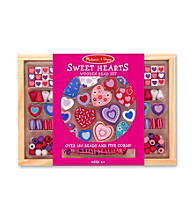 Melissa & Doug® Sweet Hearts Bead Set