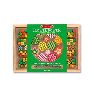 Melissa & Doug® Flower Power Bead Set