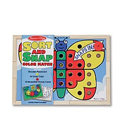 Melissa & Doug® Sort & Snap Color Match
