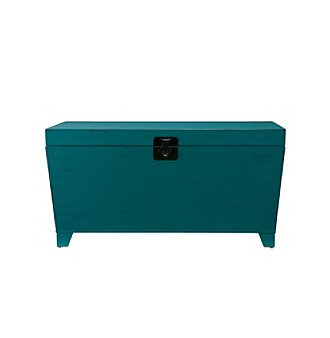 angelo:HOME™ Turquoise Pyramid Trunk
