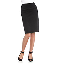 MICHAEL Michael Kors® Black Knit Skirt