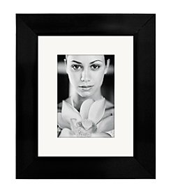 Malden Manhattan Black Wood Picture Frame Collection