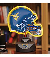 The Memory Company® West Virginia University Neon Helmet Lamp